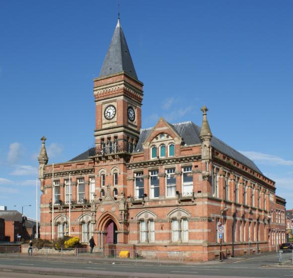 Stretford Public Hall