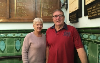 SPH John and Shirley Volunteers